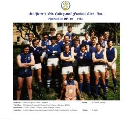 1982 Premiership