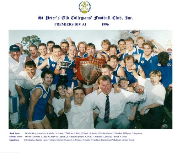 1996 Premiership