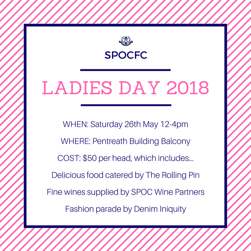 LAdies Day with details
